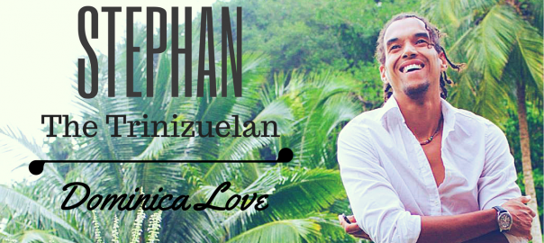 Stephan The Trinizuelan - Dominica Love (Art Work)